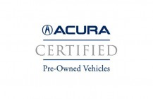 Acura Certified Brand Identity