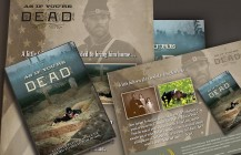 """As If You're Dead"" DVD Packaging"