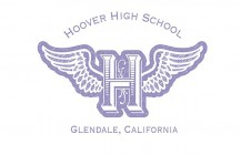Hoover High School Vintage Logo