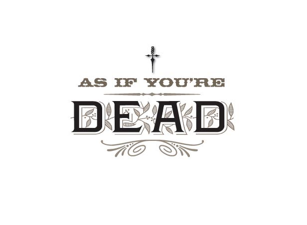 As If You're Dead Logo