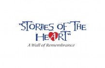 """Stories of The Heart"" Event Identity"