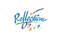 Reflections Art Show Event Identity